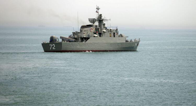 Esercitazione militare nel Golfo Persico tra Italia e Iran