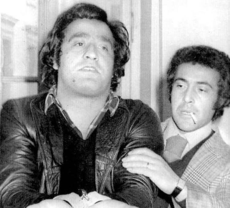 Franco Giuseppucci, detto Er Negro, boss della Banda della Magliana mafia capitale