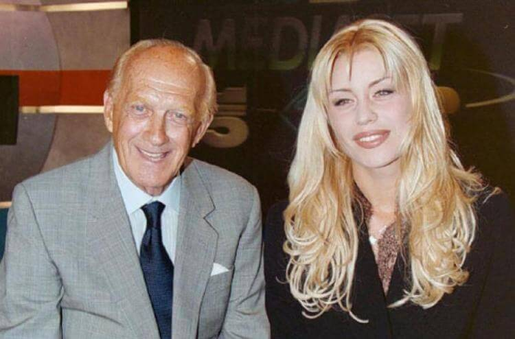 Raimondo Vianello ed Elenoire Casalegno ai tempi di Pressing