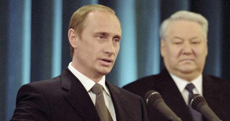 A fine 1999 c'è stato il passaggio di consegne tra Eltsin e Putin