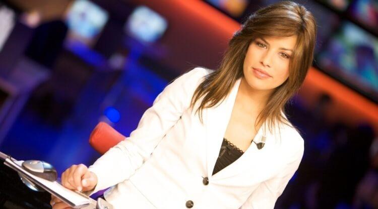 Stefania Pinna giornaliste più belle d'italia sky