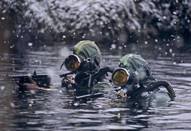 Sono pronte a intervenire ad ogni ora del giorno e della notte, in qualunque condizione meteorologica.