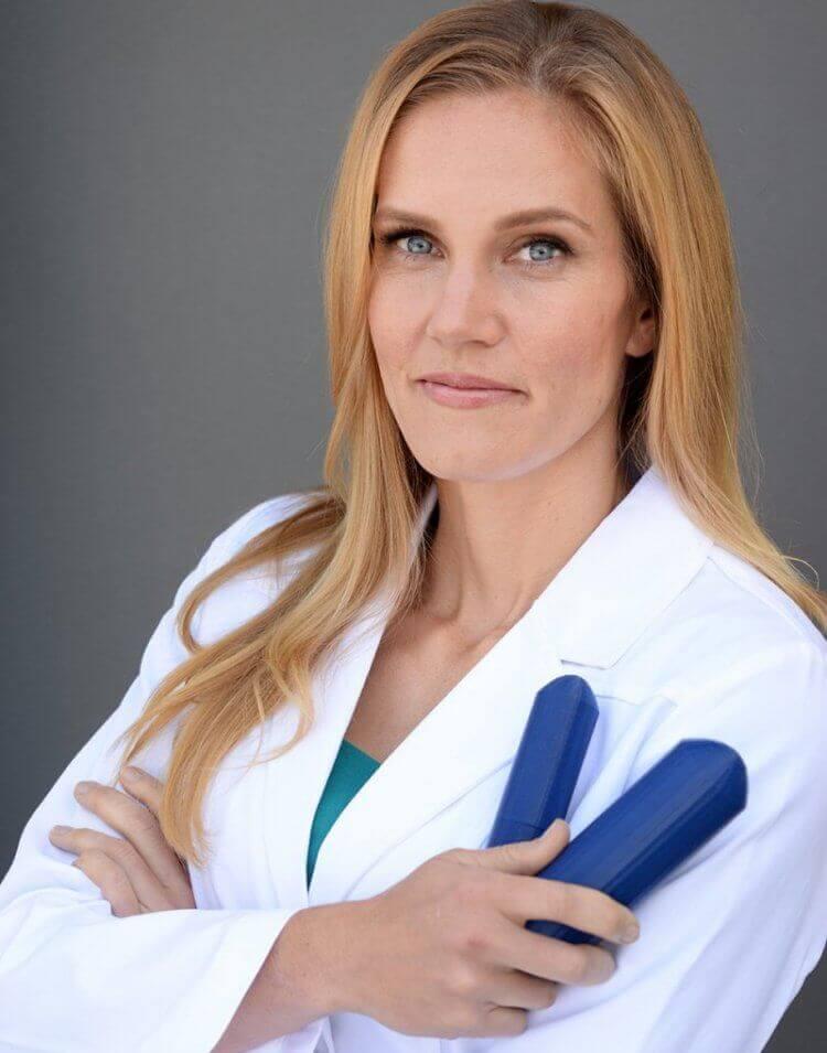 La dott.ssa Nicole Prause che ha condotto lo studio sulle dimensioni del pene