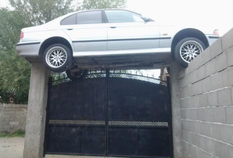 Ciao Mercedes puoi salire a giocare...
