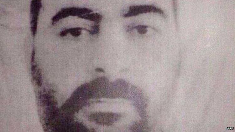 Il leader dell'Isis Al-Baghdadi in una foto diffusa dal Ministro degli Interni iracheno nel gennaio 2014