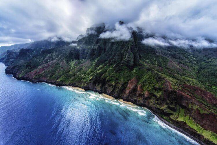 2 na pali hawai