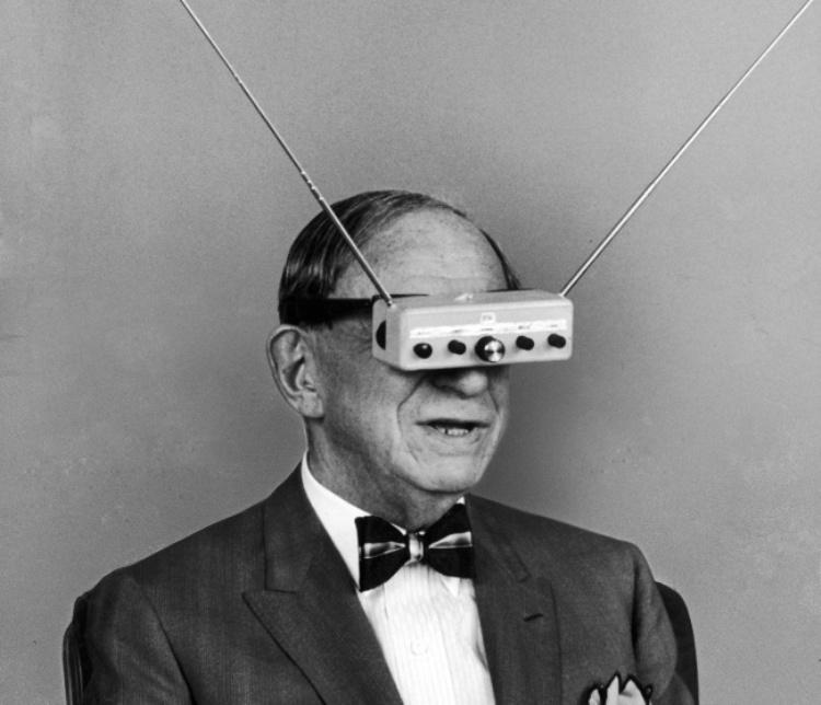 Immagini divertenti, ecco le lenti per la realtà aumentata