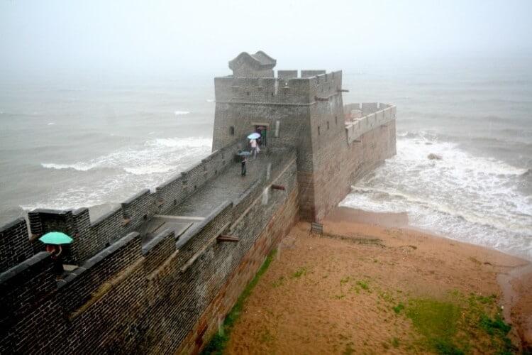 12 Buongiorno complesso - Qui finisce la Grande Muraglia cinese...