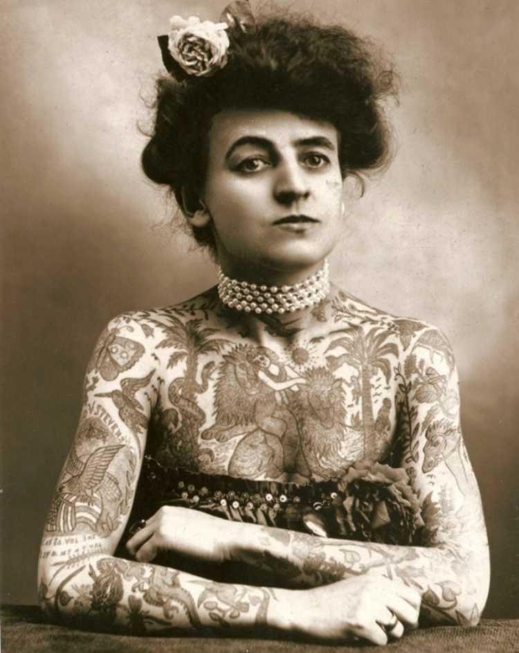 1 Maud Wagner