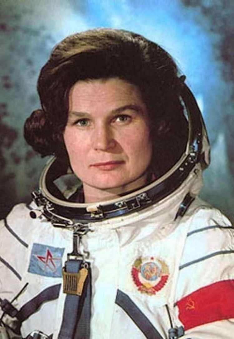 6 Valentina Tereshkóva