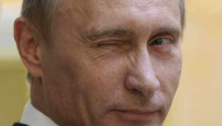 Vladimir Putin non si fa intimorire dalla Nato