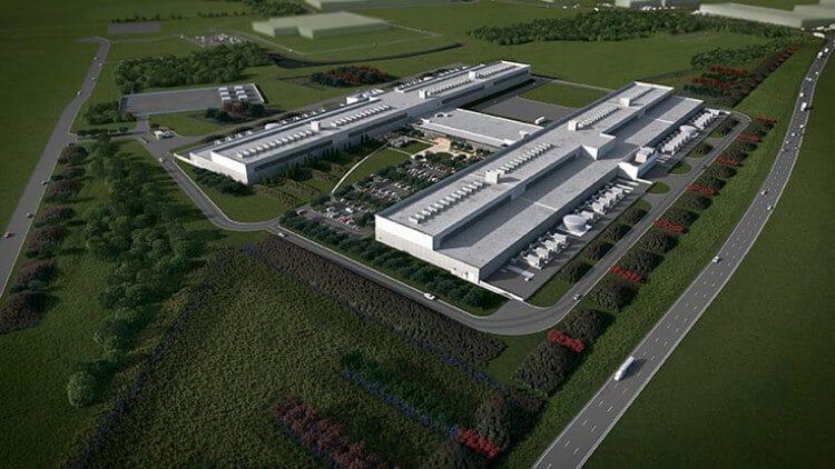 Il data center di Facebook a Fort Worth login accesso diretto