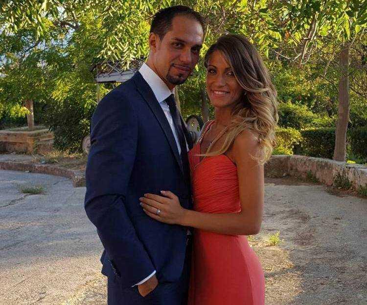 Nicola Scafidi era fidanzato ufficialmente con Arianna Esposto