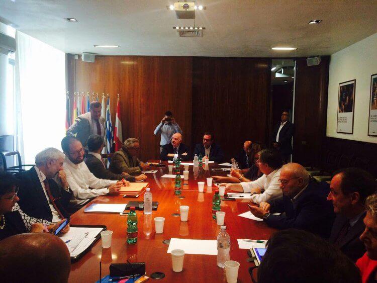 Pensioni news, il tavolo di mediazione tra sindacati e Ministero del Lavoro per l'APE (Dal profilo Twitter della Cisl)