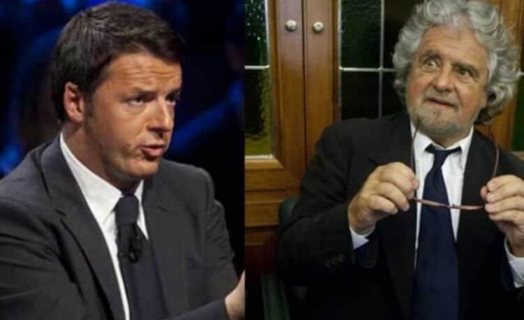 Economist Renzi Grillo editoriale verità