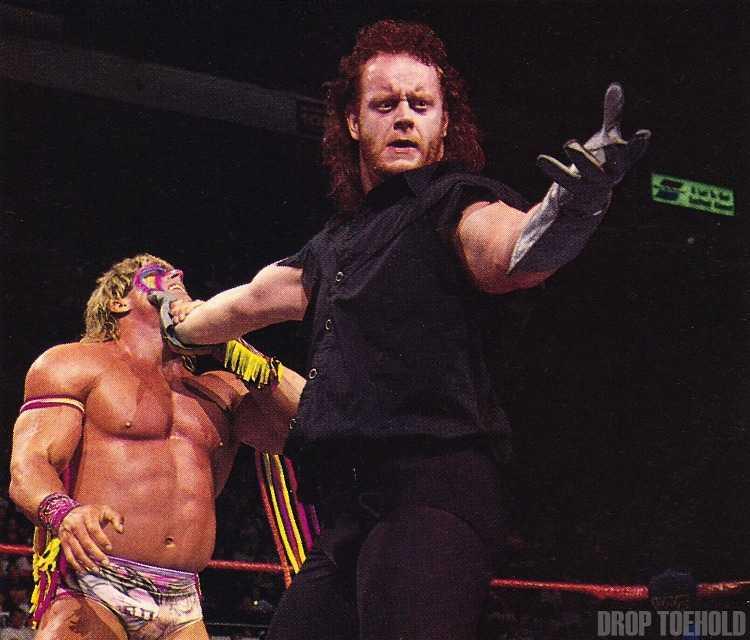 André The Giant, il più grande bevitore di birra della ... Ultimate Warrior Undertaker Bossman