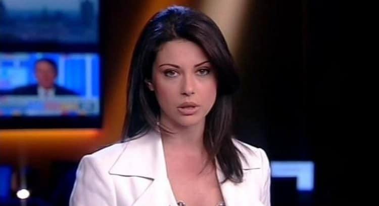 Helga Cossu giornaliste più belle d'italia sky