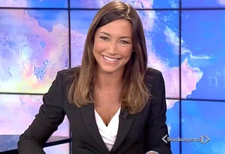Studio Aperto giornaliste più belle d'italia mediaset
