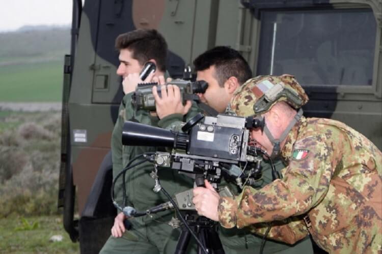 Il 61° Stormo dell'Aeronautica Militare si addestra con il Reggimento San Marco della Marina Militare (2)