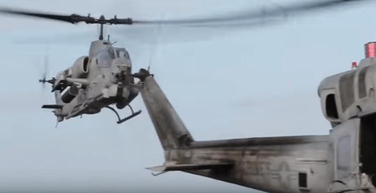 marines vs pirati somali Una fase dell'Operazione Takedown (3)