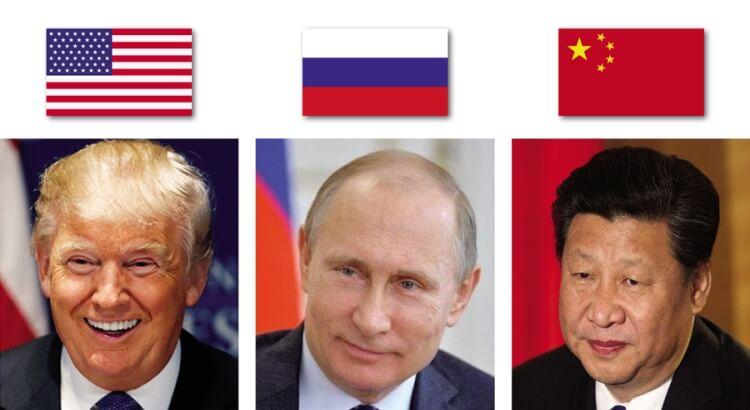 Se nel 2017 scoppierà la Terza Guerra Mondiale sarà per colpa di uno di questi tre