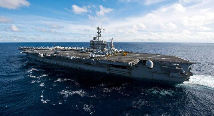 settima flotta della us navy con base a pearl harbor flotta del pacifico responsabile operazioni pacifico
