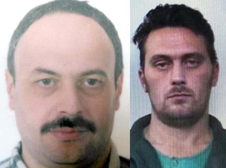 Davide Fabbri, a sinistra, è stato ucciso da Igor Vaclavic