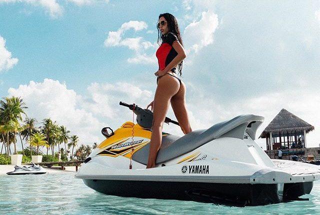 La moglie di un miliardario russo è la nuova regina di Instagram 2