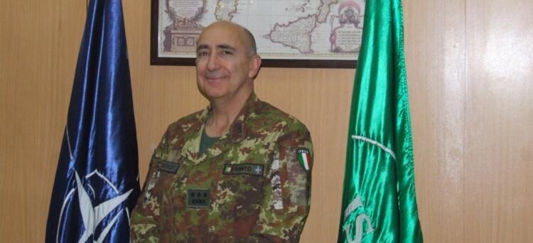Generale Vincenzo Santo