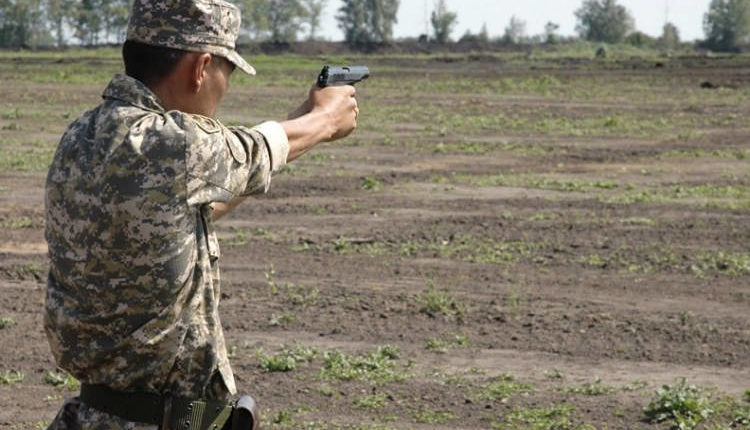 GSh-18 9mm