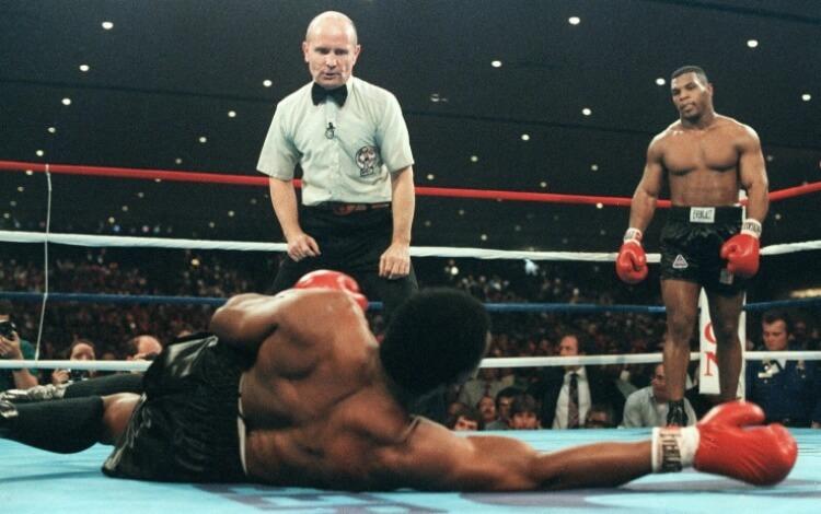 Era il 22 novembre 1986 quando Mike Tyson mandò al tappeto Trevor Berbick