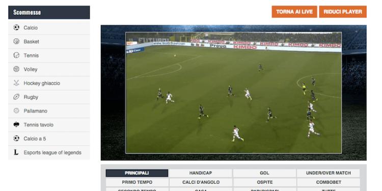 Rojadirecta Online Calcio Streaming Gratis Lista 2020