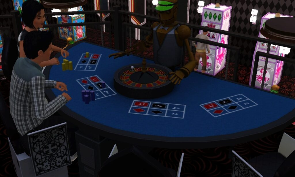 the sims 3 poker texas hold'em